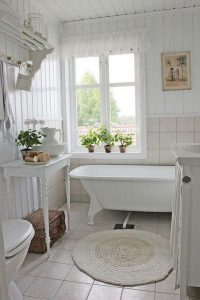14 Awesome Cottage Bathroom Design Ideas 12