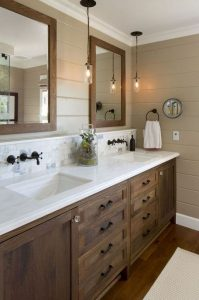 14 Awesome Cottage Bathroom Design Ideas 15