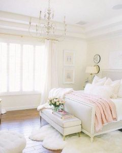 14 Comfy Shabby Chic Bedrooms Design Ideas 11