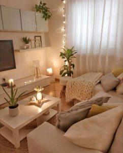 14 Cozy Bohemian Living Room Decoration Ideas 36
