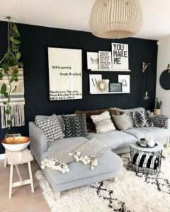 14 Cozy Small Living Room Decor Ideas For Your Apartment 18