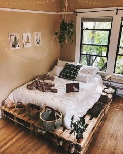 14 Elegant Boho Bedroom Decor Ideas For Small Apartment 03