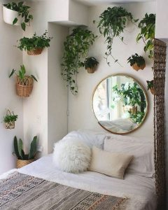 14 Elegant Boho Bedroom Decor Ideas For Small Apartment 12