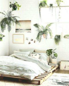 14 Elegant Boho Bedroom Decor Ideas For Small Apartment 14