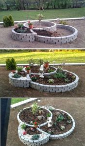 14 Simple Raised Garden Bed Inspirations Backyard Landscaping Ideas 09