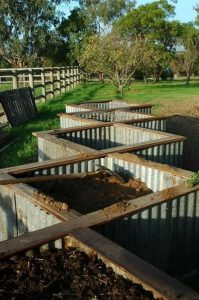 14 Simple Raised Garden Bed Inspirations Backyard Landscaping Ideas 19