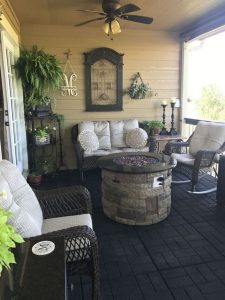 16 Cool Outdoor Spaces And Decor Ideas 27