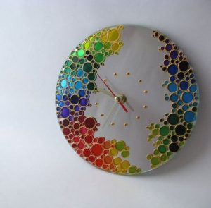 16 Cute Creative DIY Wall Clock Ideas For Kids Room 16