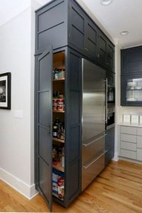 16 Modern Farmhouse Kitchen Cabinet Makeover Design Ideas 16