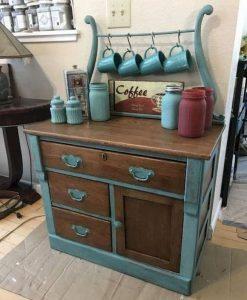 17 Easy DIY Mini Coffee Bar Ideas For Your Home 05