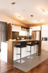 17 Elegant First Apartment Small Kitchen Bar Design Ideas 09
