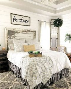 18 Romantic Shabby Chic Master Bedroom Ideas 13