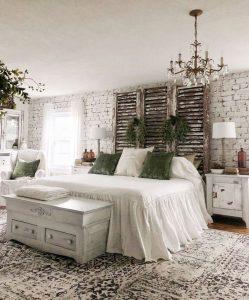 18 Romantic Shabby Chic Master Bedroom Ideas 23