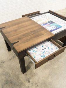 19 Easy DIY Coffee Table Inspiration Ideas 19