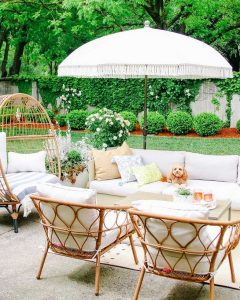 20 Gorgeous Outdoor Design Ideas For Spring And Summer 09