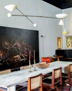 21 Vintage DIY Dining Table Design Ideas 31