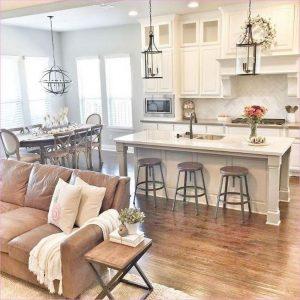 21 Warm And Cozy Farmhouse Style Living Room Decor Ideas 01