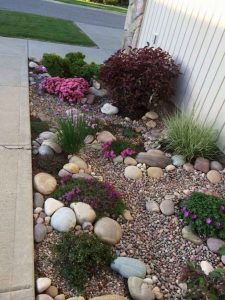 12 Best Ideas For Front Yard Rock Garden 23