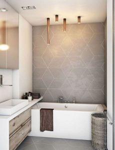 12 Best Inspire Bathroom Tile Pattern Ideas 01