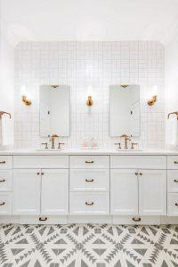 12 Best Inspire Bathroom Tile Pattern Ideas 19