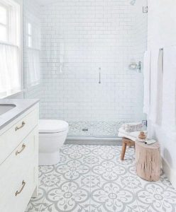 12 Best Inspire Bathroom Tile Pattern Ideas 31