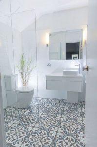 12 Best Inspire Bathroom Tile Pattern Ideas 35