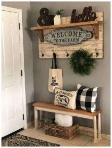 13 Cozy Farmhouse Living Room Decor Ideas 01