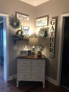 13 Cozy Farmhouse Living Room Decor Ideas 17
