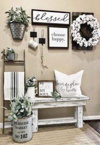 13 Cozy Farmhouse Living Room Decor Ideas 24