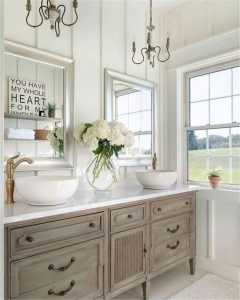 14 Beautiful Master Bathroom Remodel Ideas 24