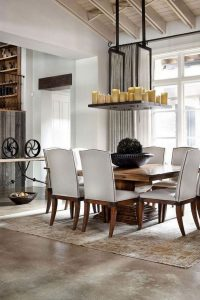 14 Incredible Rustic Dining Room Table Decor Ideas 11