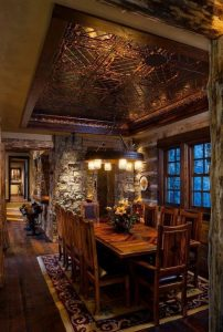 14 Incredible Rustic Dining Room Table Decor Ideas 19