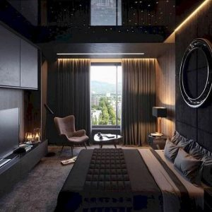 15 Adorable Small Master Bedroom Decoration Ideas 28