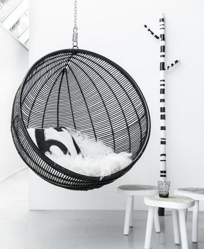 18 Adorable Hanging Chairs Ideas For Indoors And Outdoors 28