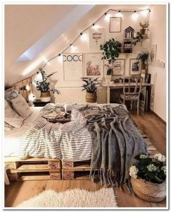 19 Creative DIY Bohemian Bedroom Decor Ideas 06