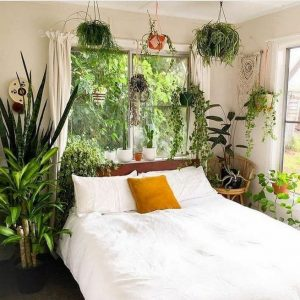 19 Creative DIY Bohemian Bedroom Decor Ideas 13