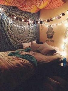 19 Creative DIY Bohemian Bedroom Decor Ideas 31