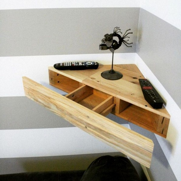 15 Amazing Corner Shelves Ideas 04