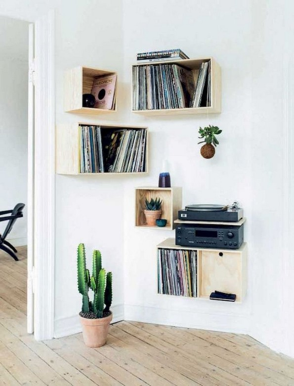 15 Amazing Corner Shelves Ideas 07