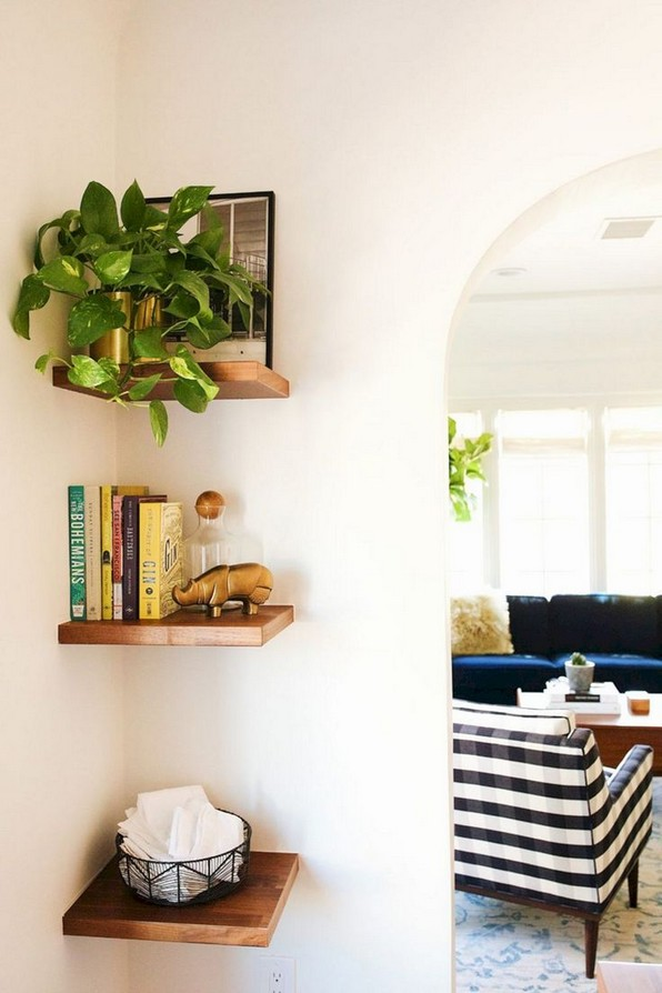 15 Amazing Corner Shelves Ideas 08
