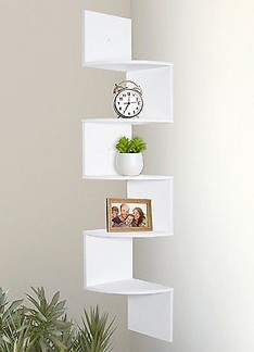 15 Amazing Corner Shelves Ideas 12