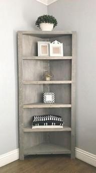 15 Amazing Corner Shelves Ideas 13