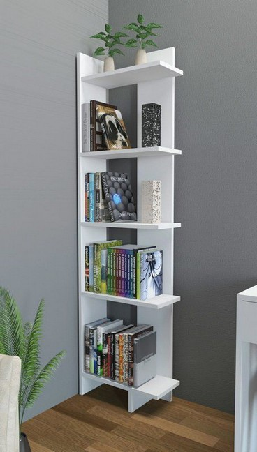 15 Amazing Corner Shelves Ideas 15