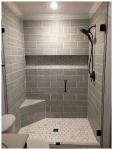 15 Beautiful Walk In Shower Ideas For Small Bathrooms 06