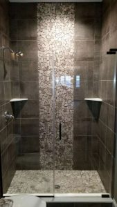 15 Beautiful Walk In Shower Ideas For Small Bathrooms 16