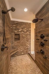 15 Beautiful Walk In Shower Ideas For Small Bathrooms 18
