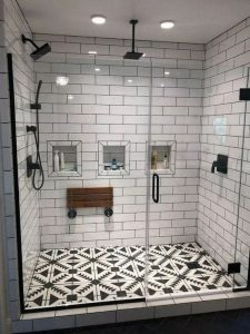 15 Beautiful Walk In Shower Ideas For Small Bathrooms 19
