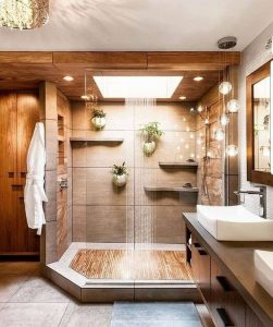 15 Beautiful Walk In Shower Ideas For Small Bathrooms 22