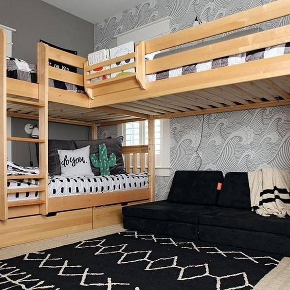 15 Best Of Bunk Bed Decoration Ideas 11