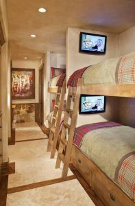 15 Extraordinary Loft Beds In One Room 04